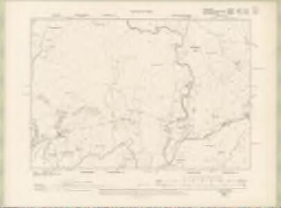 Ayrshire Sheet LXXII.NW - OS 6 Inch map