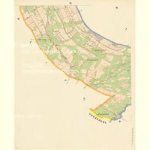 Böhmisch Kamnitz - c0951-1-005 - Kaiserpflichtexemplar der Landkarten des stabilen Katasters