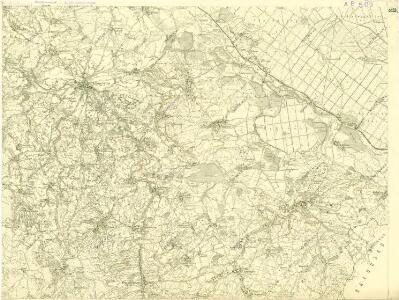 III. vojenské mapování 4453/4