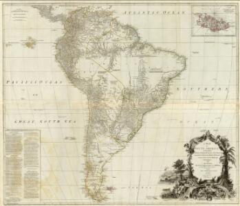 Composite: South America