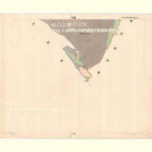 Heumoth - c6808-1-008 - Kaiserpflichtexemplar der Landkarten des stabilen Katasters