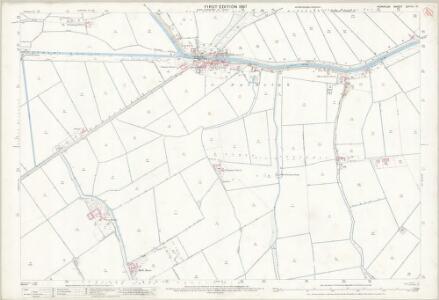 Norfolk LXVIII.11 (includes: Denver; Downham West; Nordelph) - 25 Inch Map
