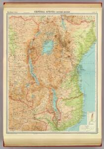 Central Africa - eastern section.