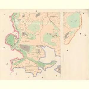 Stiechowitz - c7764-1-004 - Kaiserpflichtexemplar der Landkarten des stabilen Katasters