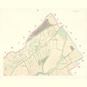 Wodokrt - c8722-1-001 - Kaiserpflichtexemplar der Landkarten des stabilen Katasters