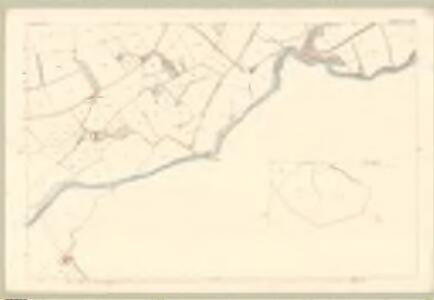 Perth and Clackmannan, Sheet CXXXIV.8 (with inset CXXXIV.12) (Muckart) - OS 25 Inch map