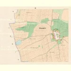 Hlawatetz (Hlawatec) - c1857-1-003 - Kaiserpflichtexemplar der Landkarten des stabilen Katasters