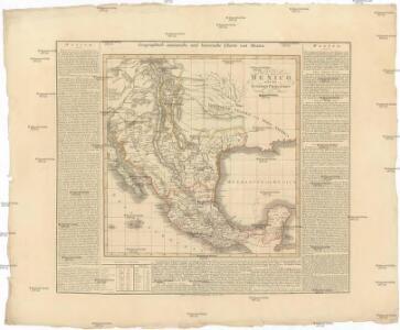 Mexico nebst den inneren Provinzen