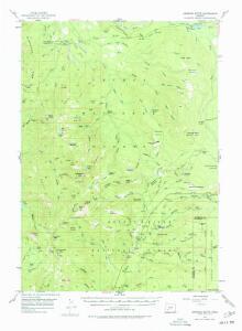 Garwood Butte