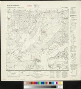 Meßtischblatt 3573 : Powidz, 1940