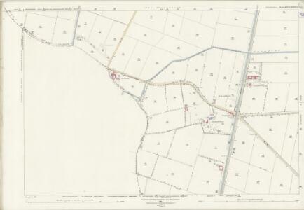 Lincolnshire XVI.12 & XVII.9 (includes: Belton; Epworth; Hatfield) - 25 Inch Map