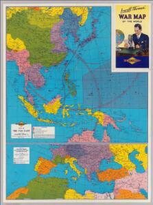 Far East, Mediterranean Area.
