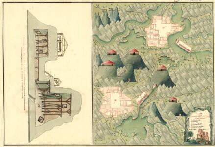 Plan von Bergwerg Pestian und Ivota