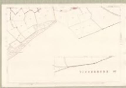 Perth and Clackmannan, Sheet XCVII.5 (with inset XCVII.6) (Methven) - OS 25 Inch map