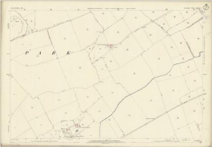 Lincolnshire XLVIII.15 (includes: Grimoldby; Keddington; South Cockerington; Stewton) - 25 Inch Map