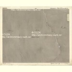 Stubenbach I. Theil - c6088-1-033 - Kaiserpflichtexemplar der Landkarten des stabilen Katasters