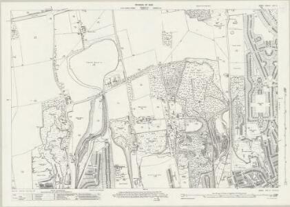 Essex (New Series 1913-) n XCV.2 (includes: Thurrock) - 25 Inch Map