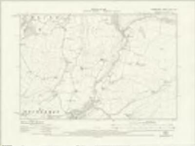 Cumberland LXXIII.SW - OS Six-Inch Map