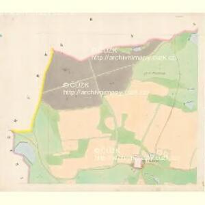 Zwikow - c9308-1-002 - Kaiserpflichtexemplar der Landkarten des stabilen Katasters