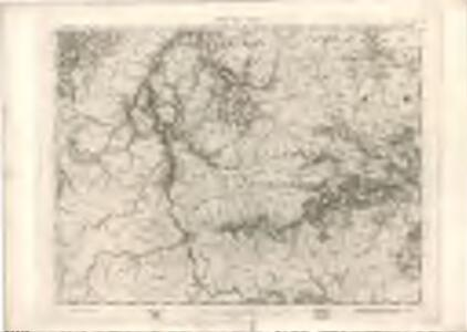 Tomintoul - OS One-Inch map