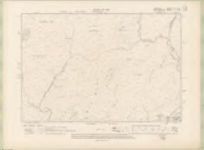 Ayrshire Sheet LXX.SE - OS 6 Inch map