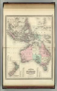 Australia and East Indies.