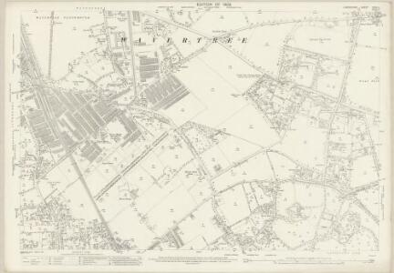 Lancashire CXIII.4 (includes: Liverpool) - 25 Inch Map