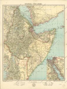 Ostafrika – Vých. Afrika