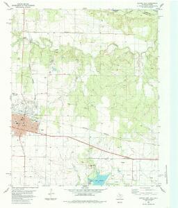 Quanah East