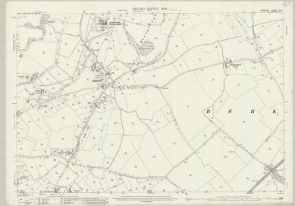 Somerset XXX.11 (includes: Beckington; Berkley; Frome; Lullington; Selwood) - 25 Inch Map