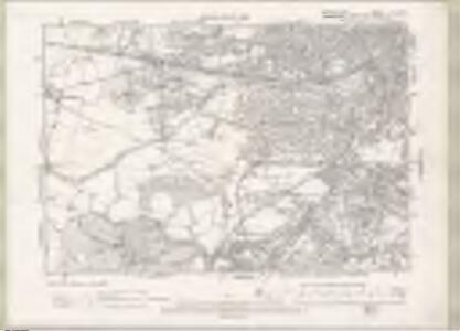 Renfrewshire Sheet XIII.NW - OS 6 Inch map
