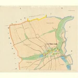 Unter Pilmersreuth - c1357-1-001 - Kaiserpflichtexemplar der Landkarten des stabilen Katasters