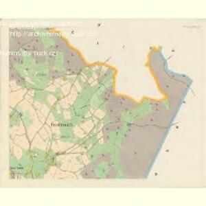 Friedersreith - c5647-3-003 - Kaiserpflichtexemplar der Landkarten des stabilen Katasters