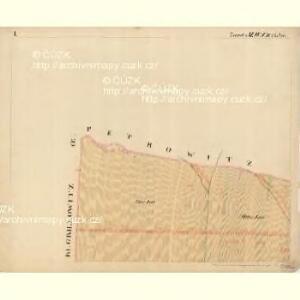 Erdberg - m0892-1-001 - Kaiserpflichtexemplar der Landkarten des stabilen Katasters