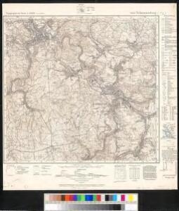 Meßtischblatt 5442 : Schwarzenberg, 1941