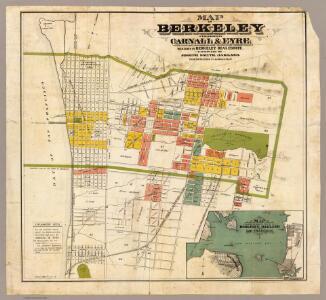 Map of Berkeley.