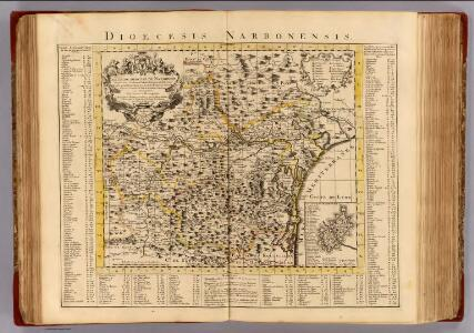 Diocese de Narbonne.