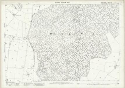 Shropshire XVII.9 (includes: Adbaston; Cheswardine; Eccleshall) - 25 Inch Map
