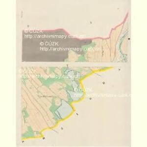 Platz - c7407-1-002 - Kaiserpflichtexemplar der Landkarten des stabilen Katasters