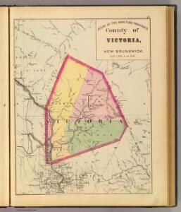 Victoria Co., N.B.