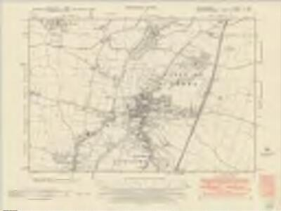 Bedfordshire IX.NW - OS Six-Inch Map