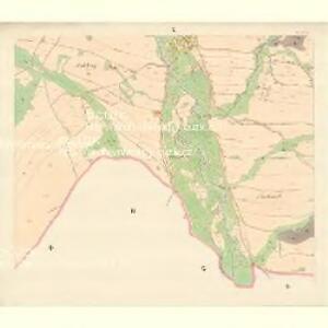 Altstadt (Stary Mesto) - m2861-1-010 - Kaiserpflichtexemplar der Landkarten des stabilen Katasters