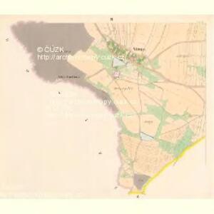 Strups - c7210-1-002 - Kaiserpflichtexemplar der Landkarten des stabilen Katasters