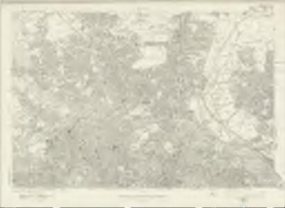 London Sheet G - OS Six-Inch Map
