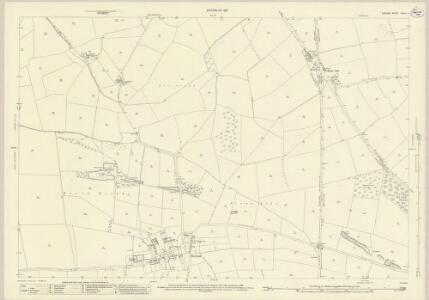 Durham XLVIII.2 (includes: Bolam; Etherley; Heighington; Houghton Le Side) - 25 Inch Map
