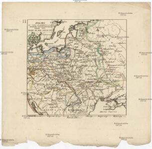 Polska za Jana Kazimirza i za Michała Wisniowieckiego 1673, klęski od roku 1648 do 1717