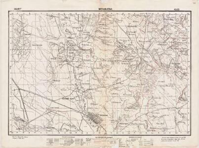 Lambert-Cholesky sheet 4283 (Mihăileni)