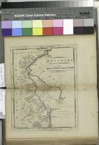 Delaware / engraved by A. Doolittle, Newhaven.; Carey's American pocket atlas; containing nineteen maps... with a brief description of each state.