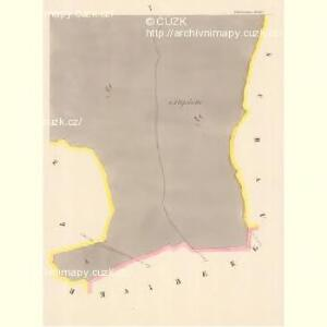 Tillmitschau (Tumaczow) - c7927-1-009 - Kaiserpflichtexemplar der Landkarten des stabilen Katasters