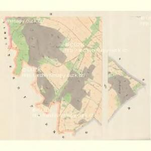 Taschendorf - m3119-1-003 - Kaiserpflichtexemplar der Landkarten des stabilen Katasters